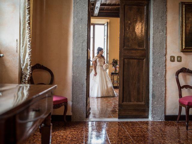 Il matrimonio di Luca e Chiara a San Martino al Cimino, Viterbo 9
