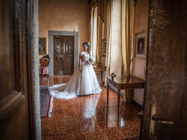 Il matrimonio di Luca e Chiara a San Martino al Cimino, Viterbo 13