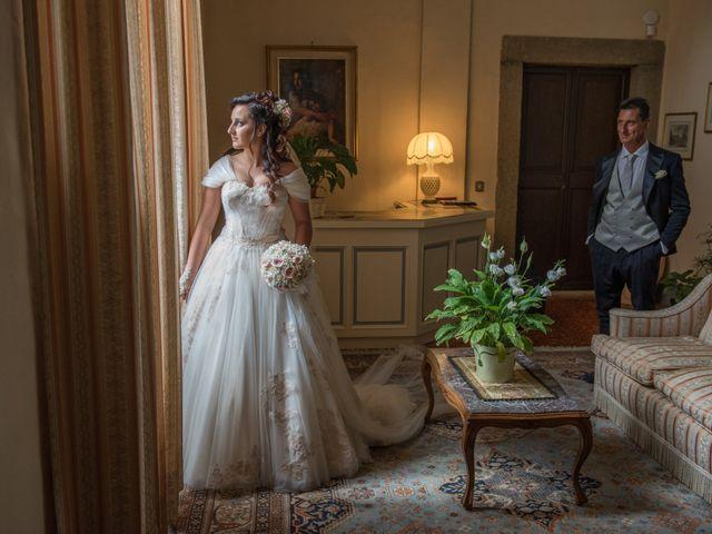 Il matrimonio di Luca e Chiara a San Martino al Cimino, Viterbo 14
