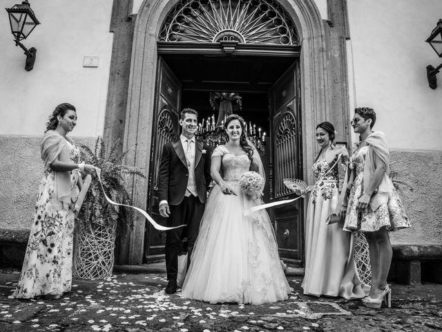 Il matrimonio di Luca e Chiara a San Martino al Cimino, Viterbo 15