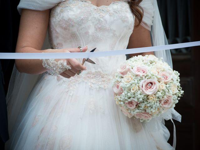 Il matrimonio di Luca e Chiara a San Martino al Cimino, Viterbo 16