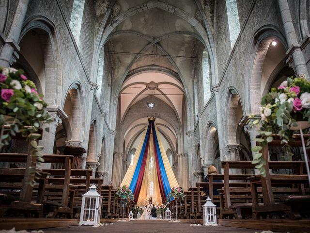 Il matrimonio di Luca e Chiara a San Martino al Cimino, Viterbo 18