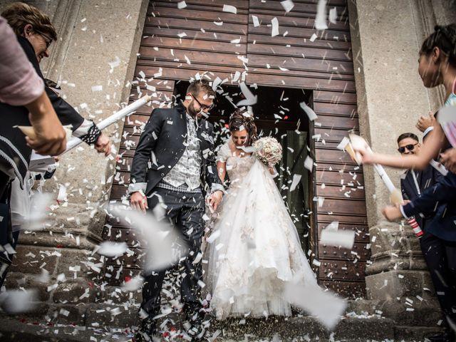 Il matrimonio di Luca e Chiara a San Martino al Cimino, Viterbo 21