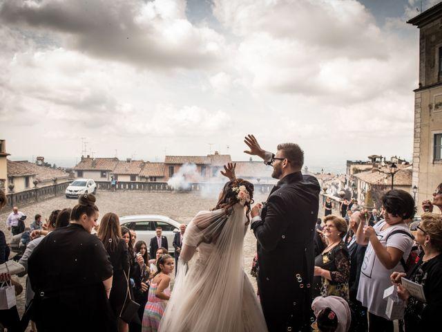 Il matrimonio di Luca e Chiara a San Martino al Cimino, Viterbo 22