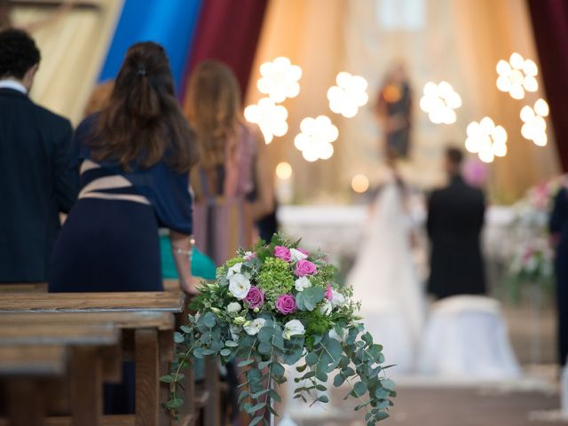 Il matrimonio di Luca e Chiara a San Martino al Cimino, Viterbo 23