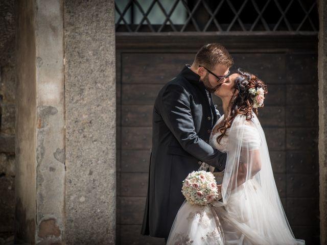 Il matrimonio di Luca e Chiara a San Martino al Cimino, Viterbo 26