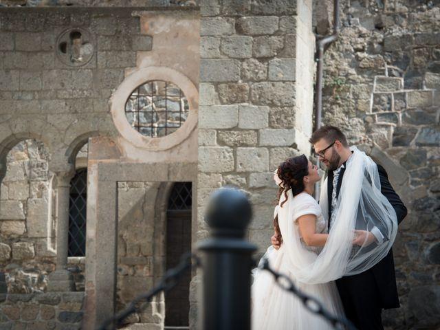 Il matrimonio di Luca e Chiara a San Martino al Cimino, Viterbo 27