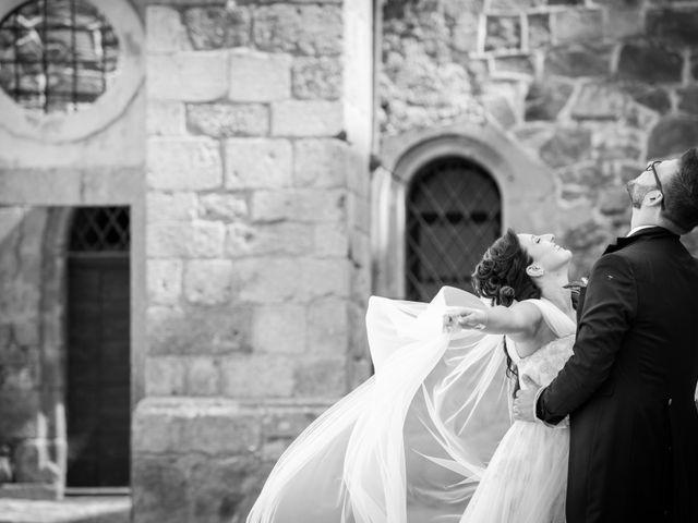 Il matrimonio di Luca e Chiara a San Martino al Cimino, Viterbo 28