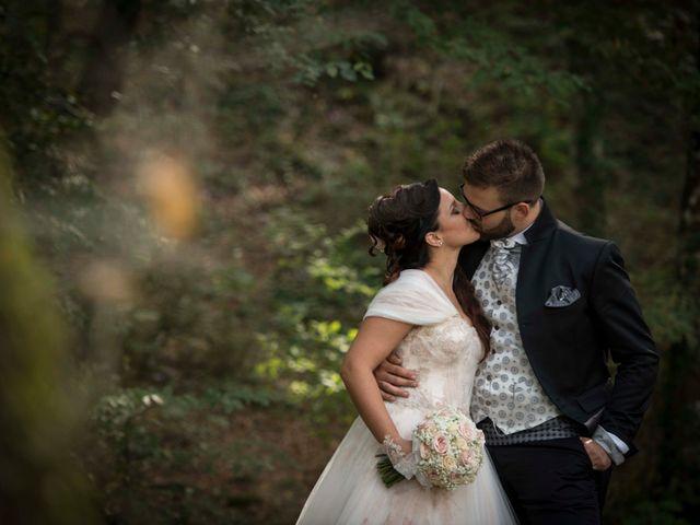 Il matrimonio di Luca e Chiara a San Martino al Cimino, Viterbo 29