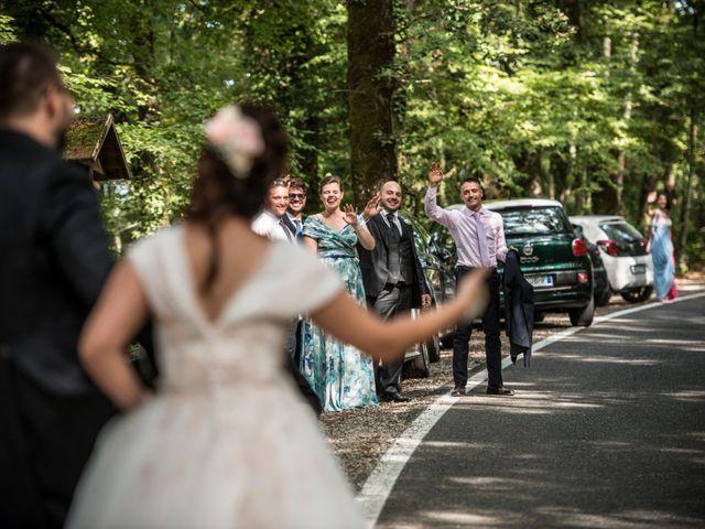Il matrimonio di Luca e Chiara a San Martino al Cimino, Viterbo 30