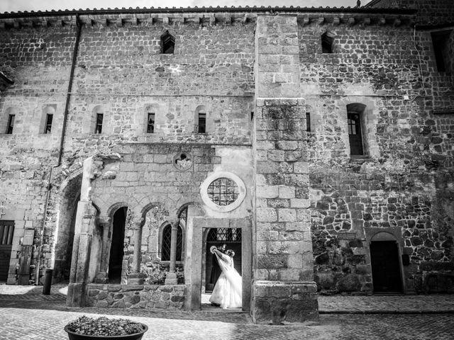 Il matrimonio di Luca e Chiara a San Martino al Cimino, Viterbo 32