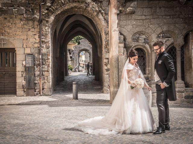 Il matrimonio di Luca e Chiara a San Martino al Cimino, Viterbo 33