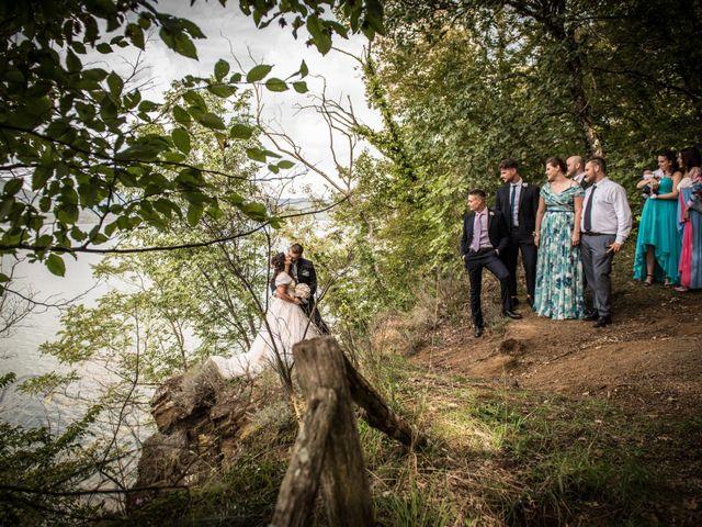 Il matrimonio di Luca e Chiara a San Martino al Cimino, Viterbo 34