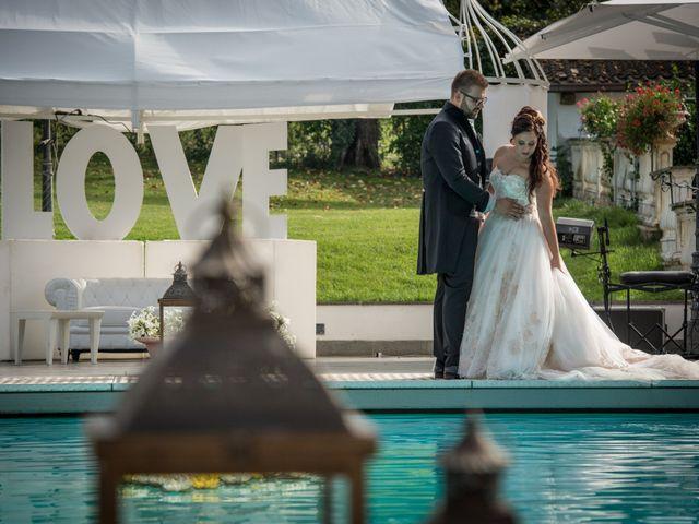 Il matrimonio di Luca e Chiara a San Martino al Cimino, Viterbo 42