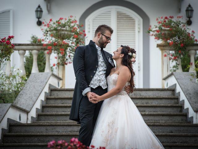 Il matrimonio di Luca e Chiara a San Martino al Cimino, Viterbo 43
