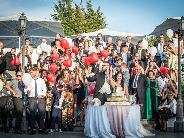 Il matrimonio di Luca e Chiara a San Martino al Cimino, Viterbo 44