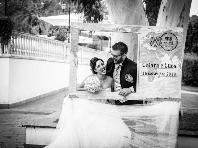 Il matrimonio di Luca e Chiara a San Martino al Cimino, Viterbo 47