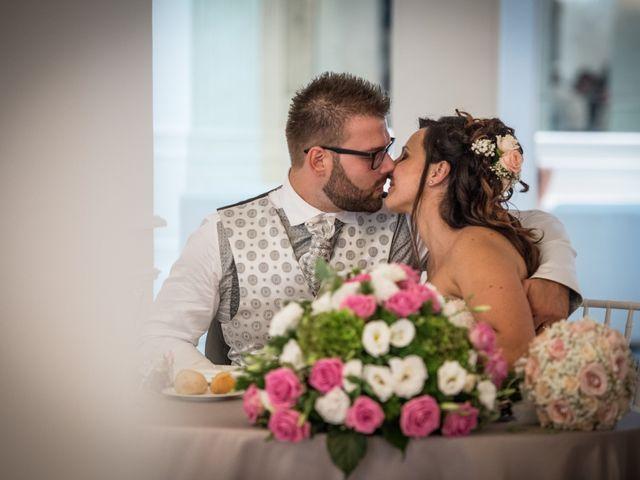Il matrimonio di Luca e Chiara a San Martino al Cimino, Viterbo 48