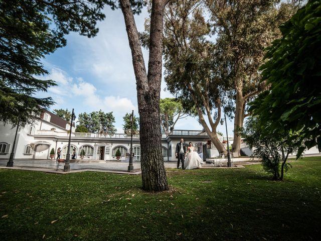 Il matrimonio di Luca e Chiara a San Martino al Cimino, Viterbo 50