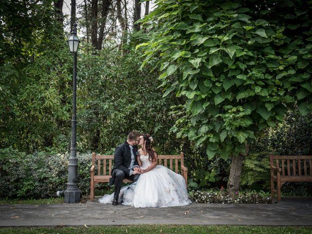 Il matrimonio di Luca e Chiara a San Martino al Cimino, Viterbo 51