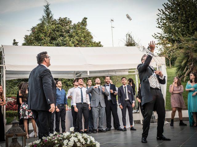 Il matrimonio di Luca e Chiara a San Martino al Cimino, Viterbo 59