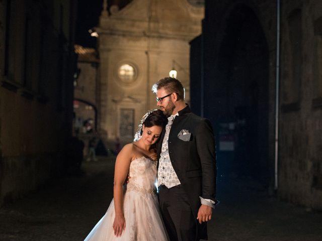 Il matrimonio di Luca e Chiara a San Martino al Cimino, Viterbo 60