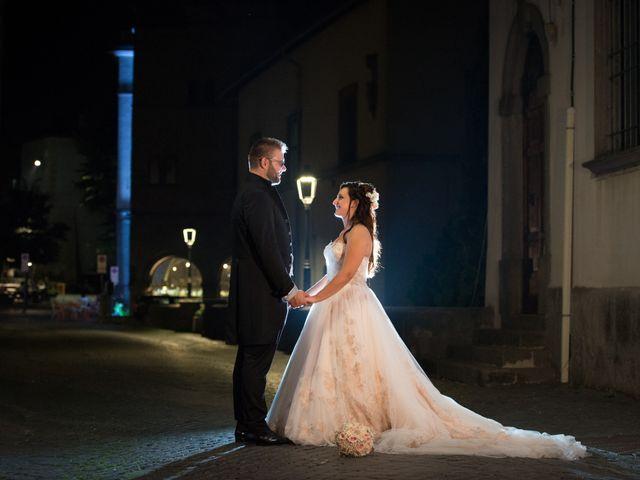 Il matrimonio di Luca e Chiara a San Martino al Cimino, Viterbo 61