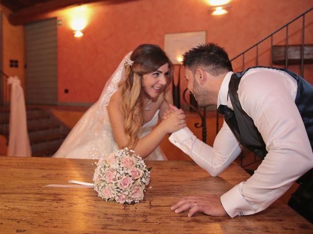 Il matrimonio di Alessandro e Sabrina a Salvirola, Cremona 1
