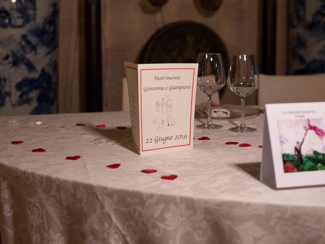 Il matrimonio di Gianpiero e Giovanna a Cologno al Serio, Bergamo 27
