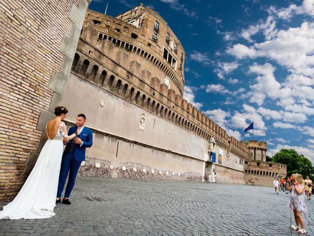 Le nozze di Nikole e Michael