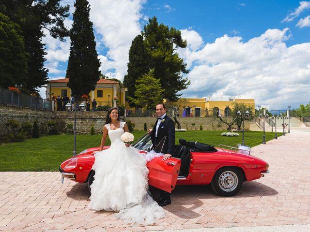 Le nozze di Silvia Margaret e Marco