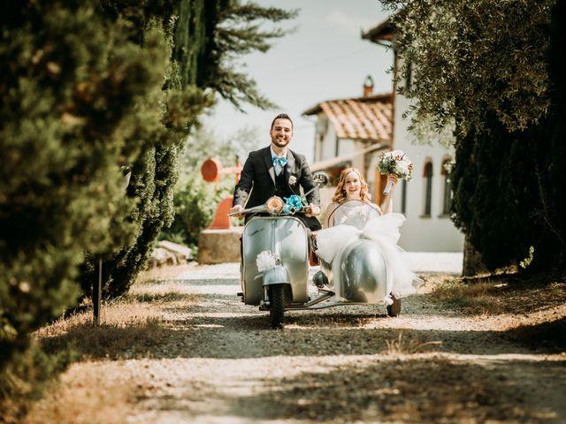Le nozze di Cristiana e Lorenzo