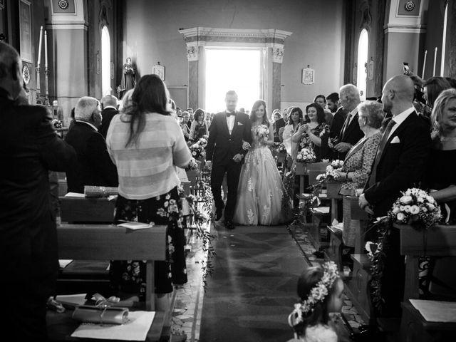 Il matrimonio di Guido e Valentina a San Giorgio del Sannio, Benevento 12