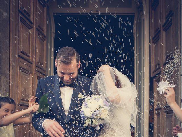 Il matrimonio di Guido e Valentina a San Giorgio del Sannio, Benevento 15