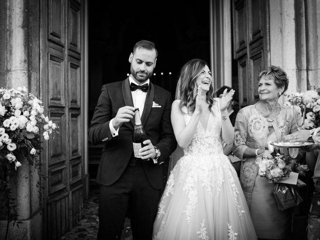 Il matrimonio di Guido e Valentina a San Giorgio del Sannio, Benevento 17