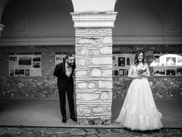 Il matrimonio di Guido e Valentina a San Giorgio del Sannio, Benevento 18
