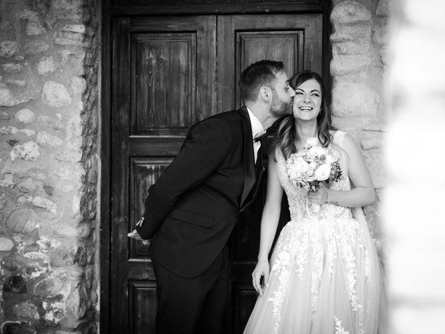 Il matrimonio di Guido e Valentina a San Giorgio del Sannio, Benevento 20