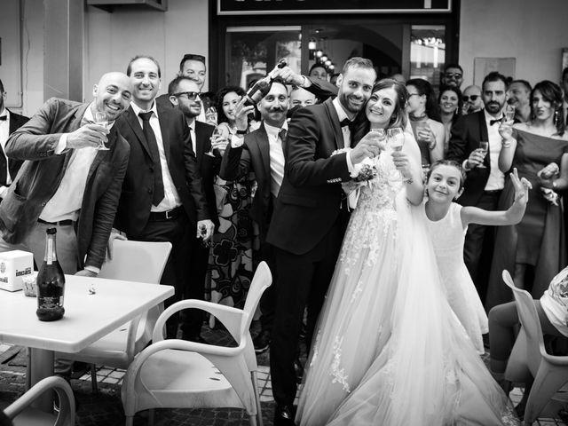 Il matrimonio di Guido e Valentina a San Giorgio del Sannio, Benevento 21