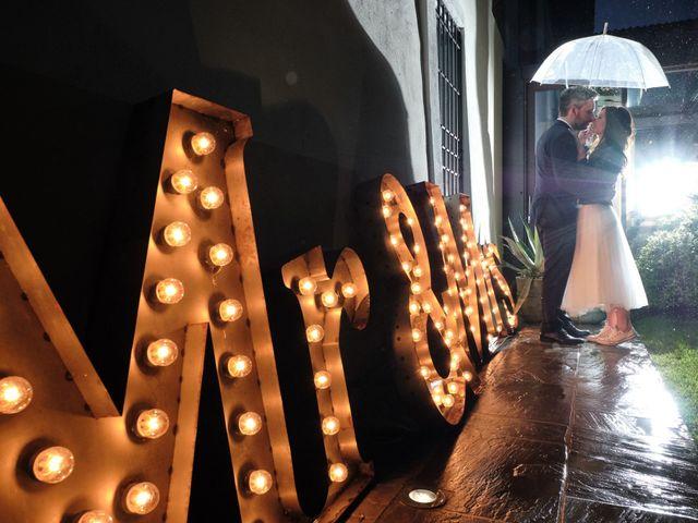 Le nozze di Arline e Marco