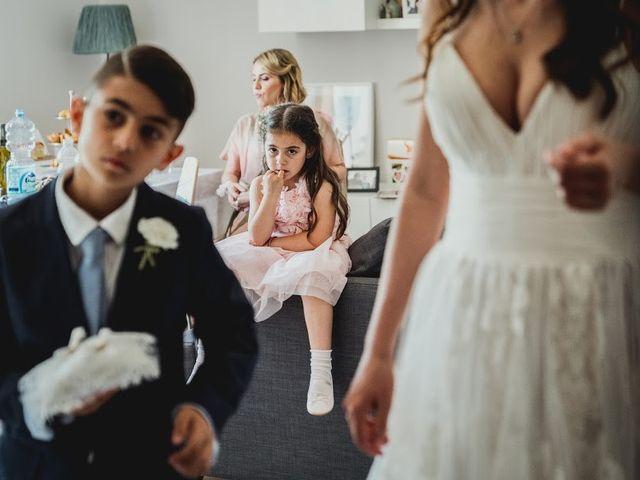 Il matrimonio di Filippo e Ida a Napoli, Napoli 9