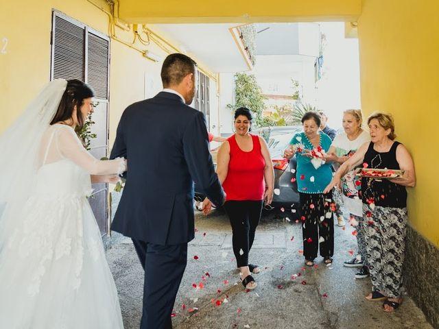 Il matrimonio di Filippo e Ida a Napoli, Napoli 10