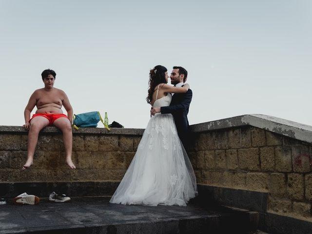 Il matrimonio di Filippo e Ida a Napoli, Napoli 31