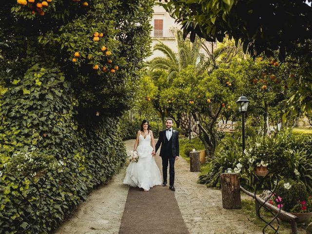 Il matrimonio di Filippo e Ida a Napoli, Napoli 38