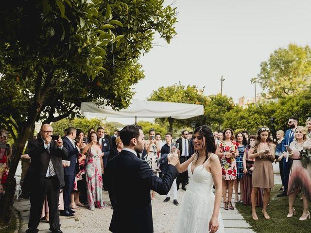 Il matrimonio di Filippo e Ida a Napoli, Napoli 39