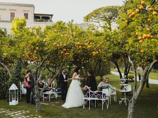 Il matrimonio di Filippo e Ida a Napoli, Napoli 40