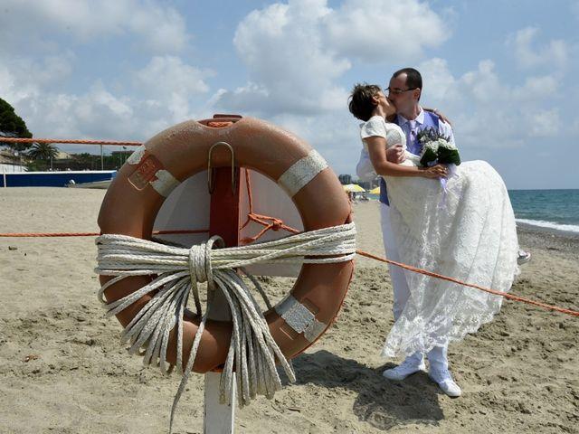 Le nozze di Chiara e Ivan