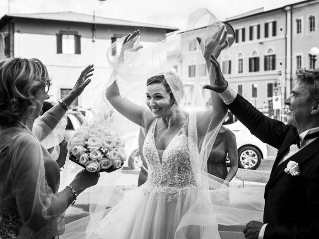 Il matrimonio di Linda e Gabriele a Livorno, Livorno 21