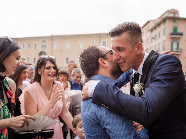 Il matrimonio di Linda e Gabriele a Livorno, Livorno 34