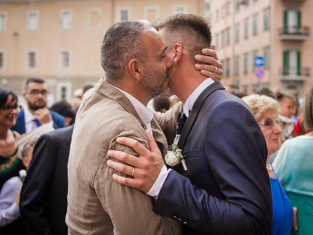 Il matrimonio di Linda e Gabriele a Livorno, Livorno 35