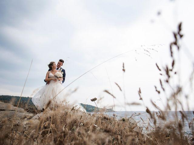 Le nozze di Gabriele e Linda